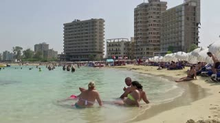 Cyprus to let in COVID-vaccinated Brits from May 1