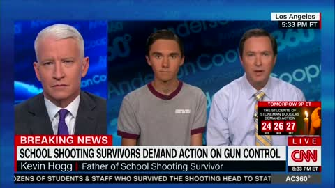 Parkland Student Attacked by Online Conspiracy Fires Back at Don Jr. for 'Liking' It: 'Disgusting'