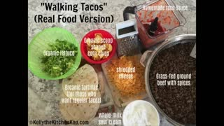 KTKK Real Food Walking Tacos & Homemade Taco Sauce