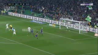 Gol de Rakitic vs Real Betis - Video