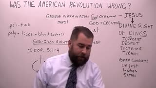 Was the American Revolution Wrong?