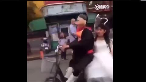 The Most Dangerous Youth Of China  #1