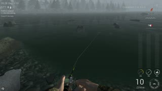 Fishing Planet Alaska Trophy Bull Trout and Dolly_