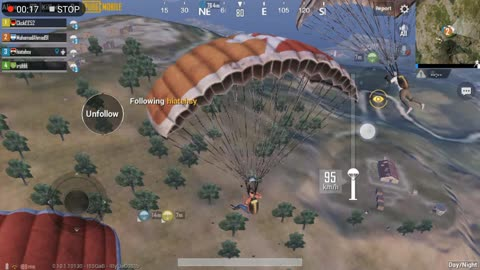 Barachoot Team Jumps Off Plane Pubg Game