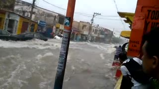 Arroyos en Barranquilla - Video