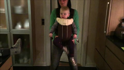 Dancing baby hilarious ragdoll moves