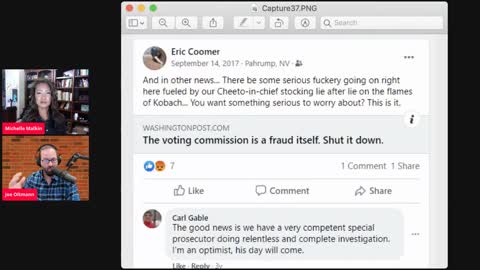 Dominion VP, Eric Coomer Exposed as Antifa Election Theft Agent