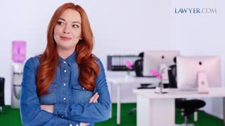 Lindsay Lohan for Lawyer.com - Video