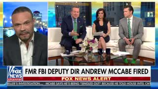 Dan Bongino on Andrew McCabe Firing: 'This Was Justice' - Video
