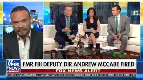 Dan Bongino on Andrew McCabe Firing: 'This Was Justice'