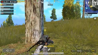 Enemies Crawling On Hill Side Pubg Game