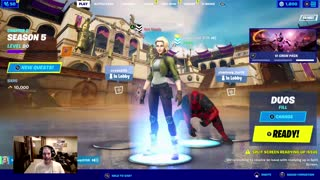 Live Stream Fortnite