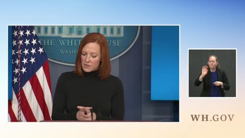 Psaki On Biden's Panel To Research Expanding SCOTUS