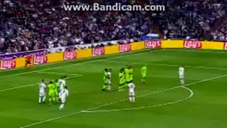 VIDEO: Cristiano Ronaldo Free Kick Goal - Real Madrid vs Sporting Lisbon