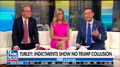'Fox and Friends' Host Brian Kilmeade Calls on US to Meddle in Russia's Elections