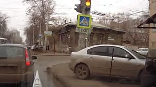The Craziest Dash Cam Vids From Around The Web Part 1 - Video