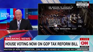 Even CNN Admits Working Families Will Get 'Damn Good Money' From GOP Tax Reform - Video