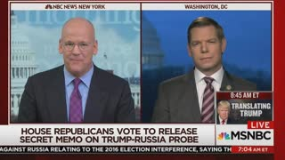 MSNBC Asks Democrat Congressman if Devin Nunes is a Russian Agent — Yes, Really - Video