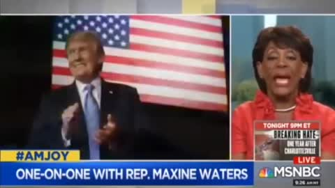 Maxine Waters wants Trump impeachment for her 80th birthday