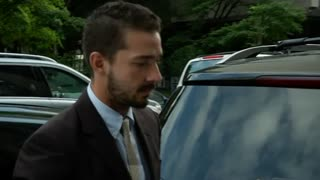 Shia LaBeouf's legal drama - Video