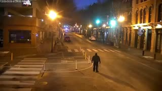Nashville PD releases High Quality video of Nashville Bombing