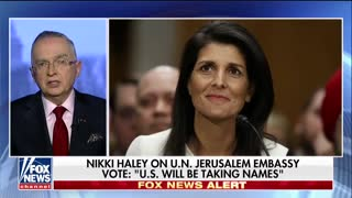 Americans Want to See Ambassador Nikki Haley Be the First Woman President - Video