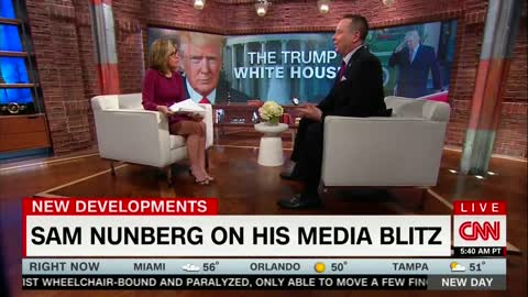 Sam Nunberg Talks 'Sam-a-palooza,' Boasts About Ratings: 'I Was Very Stressed Out That Day'