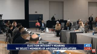 Arizona Election Fraud Hearing Highlights