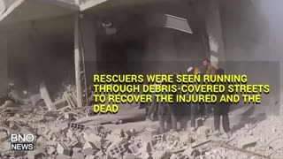 At Least 3 Children Among the Dead, 27 Others Injured as Air Strikes Pound Eastern Ghouta - Video