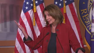 Pelosi's Comments About 'Five White Guys' Negotiating DACA Opening 'Hamburger Stand' Backfires