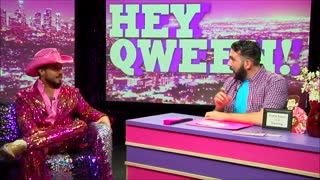 Hey Qween! BONUS: AB Soto's Banji Power! - Video