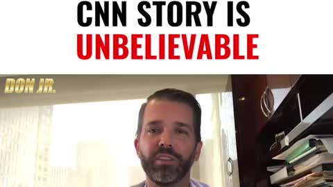 WAIT...WHAT? THIS LATEST CNN STORY IS UNBELIEVABLE