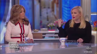 McCain and Behar clash over Bloomberg