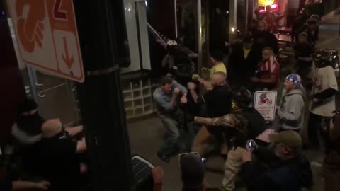What The Hell Is Happening In Portland? Is ANTIFA Making It Their Base?
