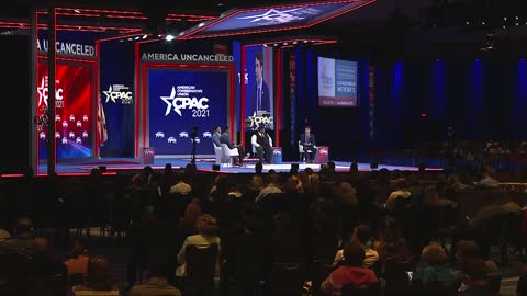 CPAC 2021- Tolerance Reimagined: The Angry Mob and Violence in Our Streets