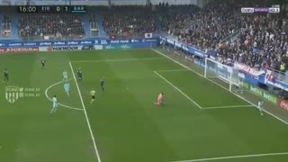 Gol de Suarez vs Eibar - Video
