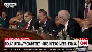 Rep. Gaetz locks horns with Nadler in impeachment hearing