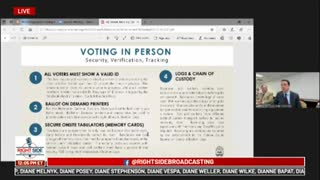 LIVE- Arizona State Senate Judiciary Holds Hearing on Election Fraud 12_14_20