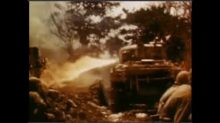 World War 2 Flamethrower - Video