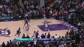 DeMarcus Cousins Drops 56 Points On Hornets - Video