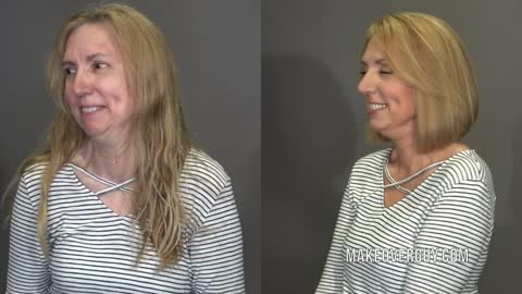 Family SHOCKED After Her Dramatic Makeover: A MAKEOVERGUY® Makeover