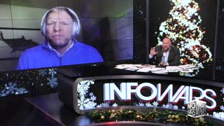 Jason Jones interviewed on InfoWars by Alex Jones Dec. 8, 2020