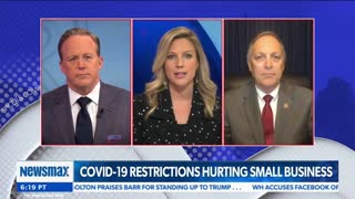 Congressman Biggs joins Spicer & Co. to discuss more COVID-19 restrictions