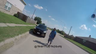 Road Rage Fist Fight - Video