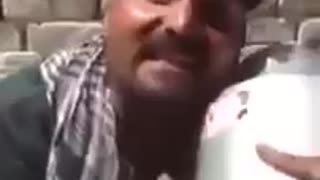 funny singer, singing funny song in punjabi and english mix  - Video