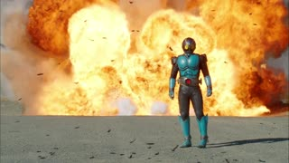 SUPER HERO TAISEN GP_ KAMEN RIDER NO. 3 Trailer - Video