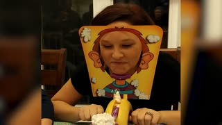 When Pie Face Goes Wrong - Video