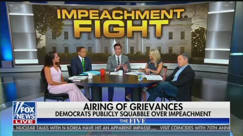 Jesse Watters on media's impeachment fantasy