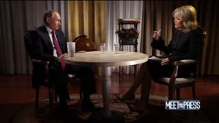Putin tells Megyn Kelly Russia will 'never, never' extradite accused hackers to the United States