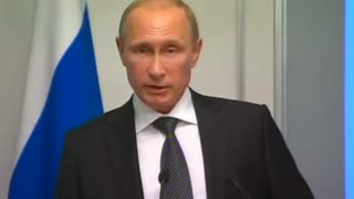 Putin unveils Ukraine ceasefire plan - Video